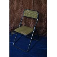 صندلی تاشو زیتونی