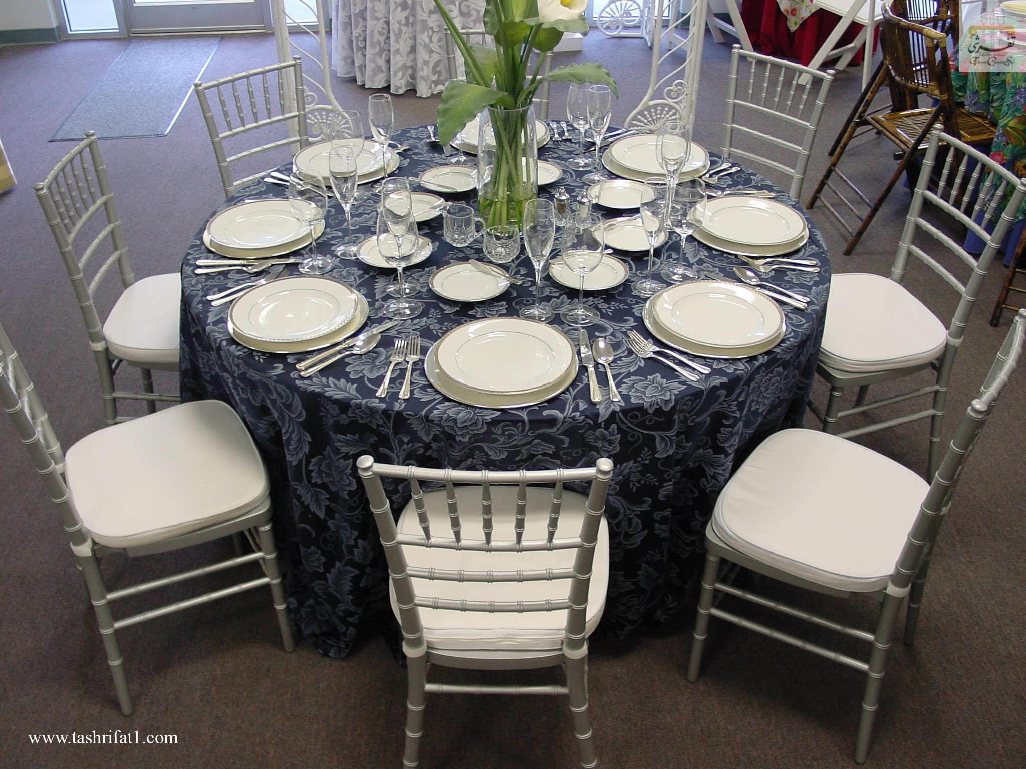 کرایه میز و صندلی